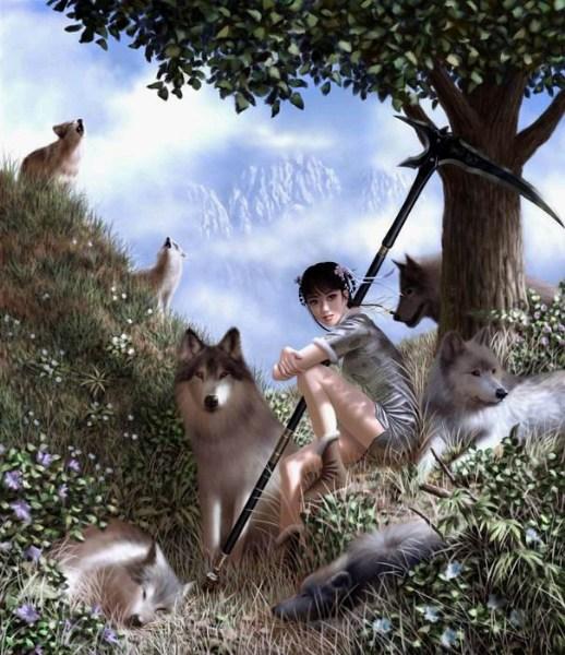 фото альбом Волки и люди ...