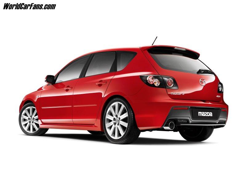 фото альбом Mazda 3 MPS zoom-zoom