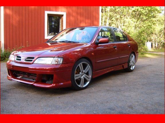 фото альбом Nissan Primera P11