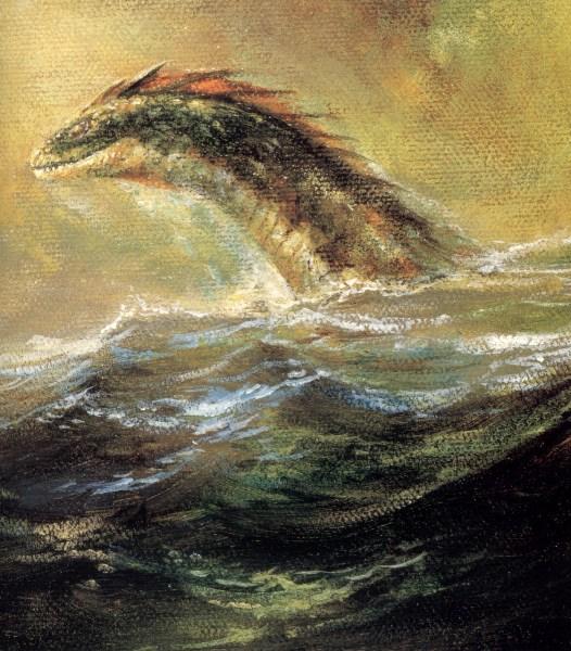 фотографии альбом Рисунки - Драконы и динозавры рисунки