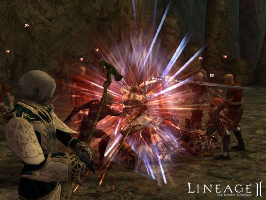 фото альбом Рисунки - Lineage II скриншоты
