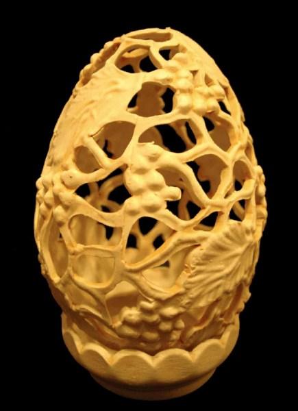 фото альбом ПОДСВЕЧНИКИ высота: 13см; ширина: 8см. высота яйца с колонной - 21см