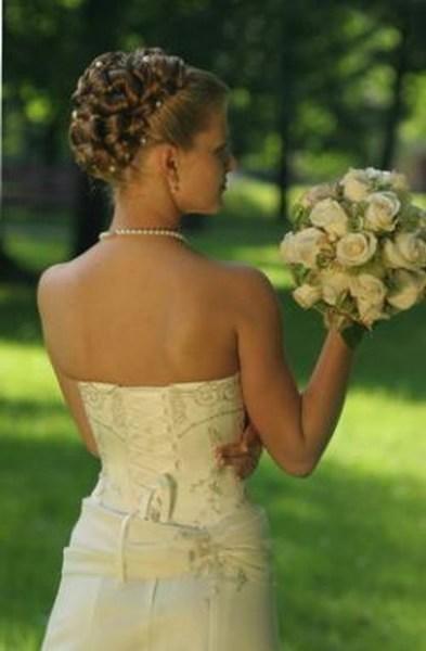 фото альбом Свадьба - Свадебные прически