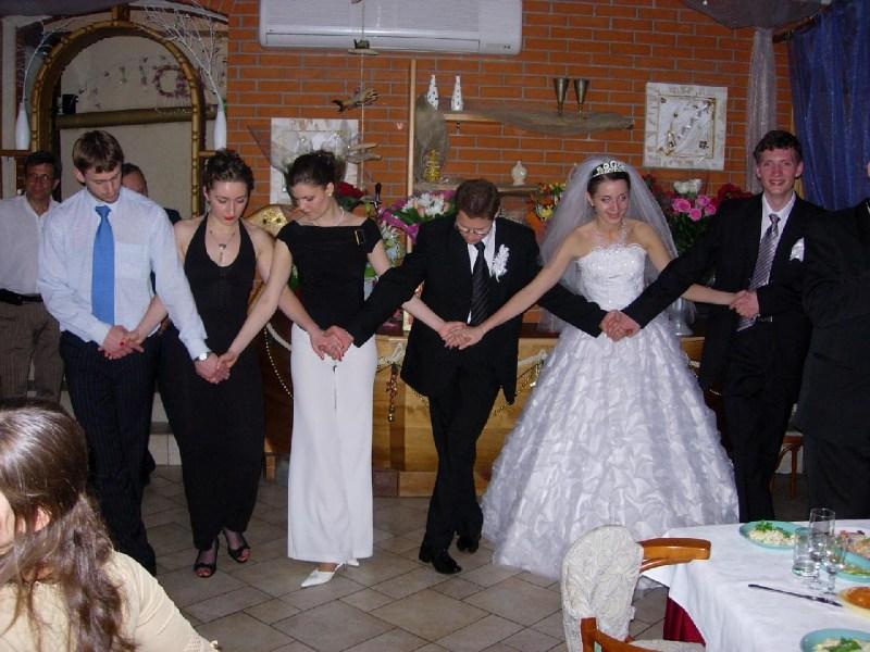 фото альбом Свадьба - Свадьба моей подруги танец маленьких лебедят