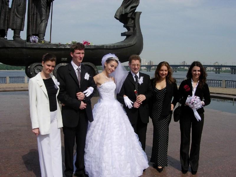 фото альбом Свадьба - Свадьба моей подруги прогулка