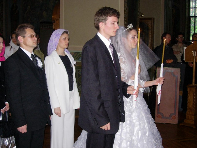 фотографии альбом Свадьба - Свадьба моей подруги венчание