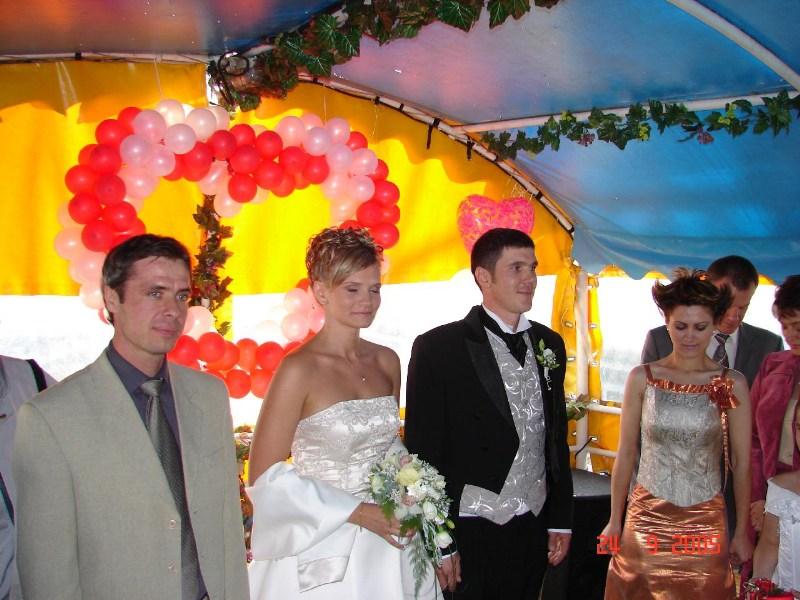 фото альбом Праздники - свадьба мы на корабле