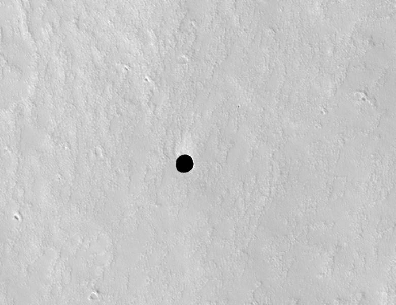 фотографии альбом Новости космонавтики дыра на марсе