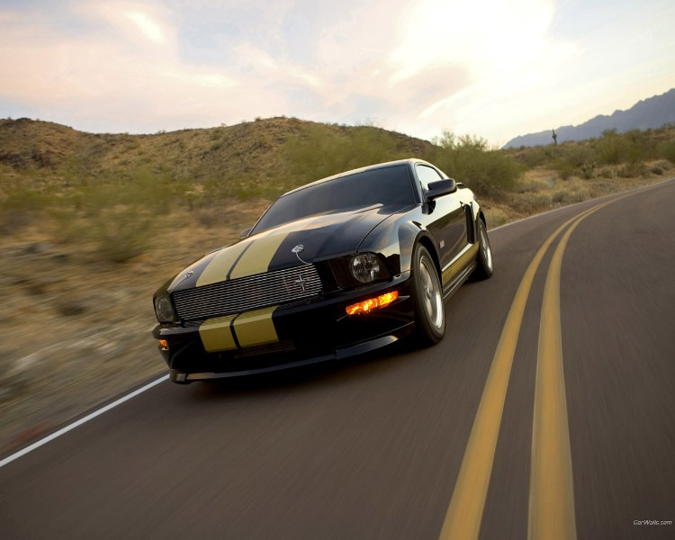 фото альбом FORD Mustang