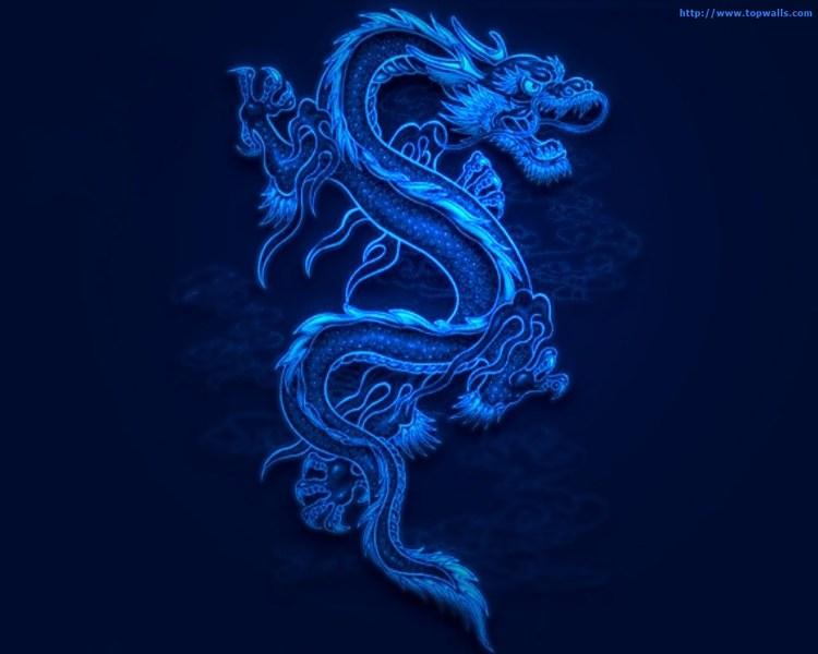 фото альбом anime oboi sinij drakon