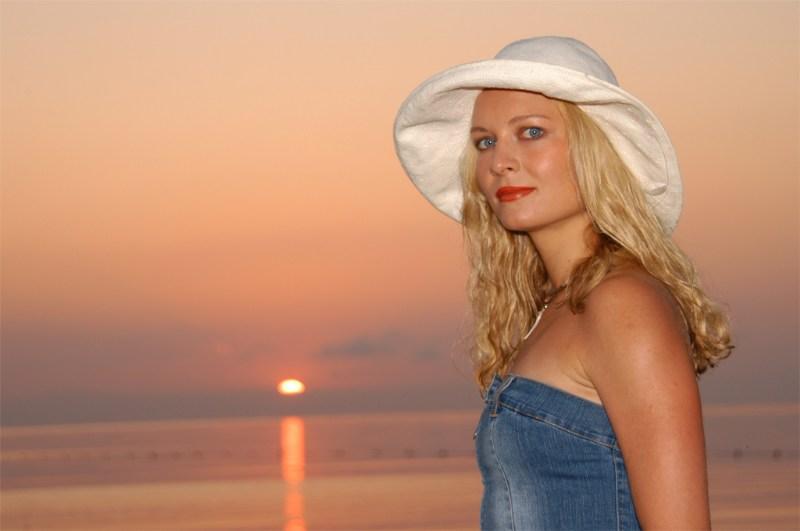 фото альбом Мои любимые Шляпа и море