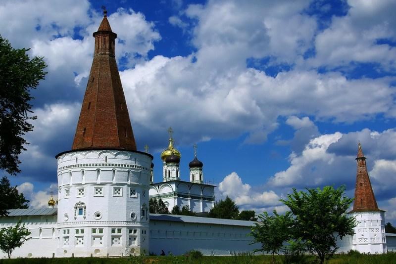 фото альбом Русь православная Иосифо-Волоцкий мужской монастырь