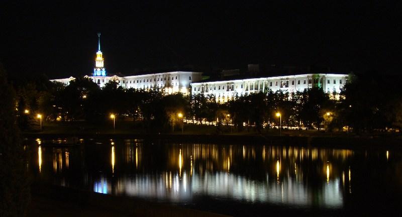 фотографии альбом ...ах этот прекрасный Минск... ...ночной Минск...