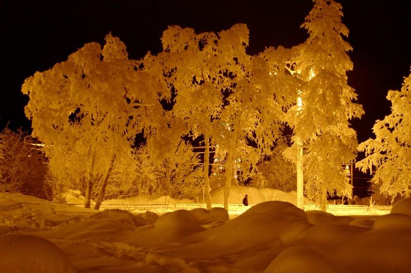 фото альбом Всяка городская жизнь Холода, холода