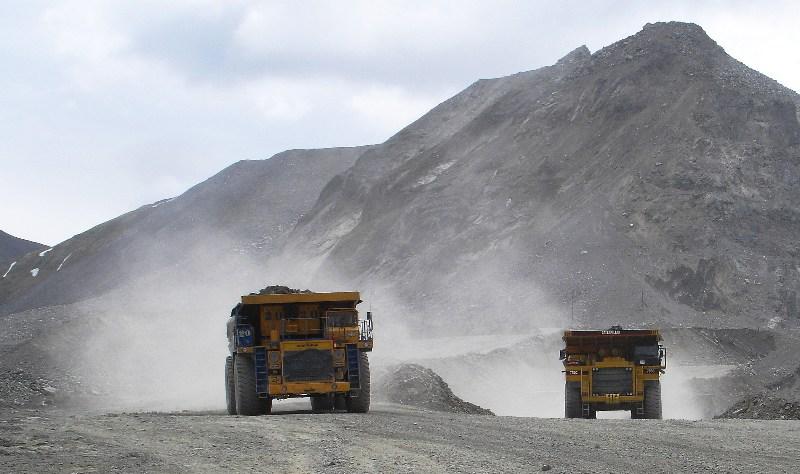 фото альбом ...на плато Расвумчорр... ...120-тонные ралли...