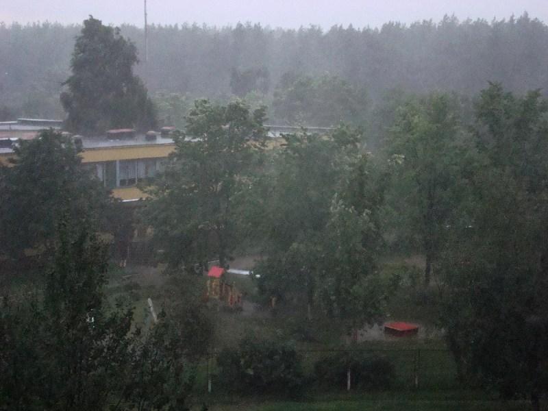 фотографии альбом ...ах этот прекрасный Минск... ...дождь...