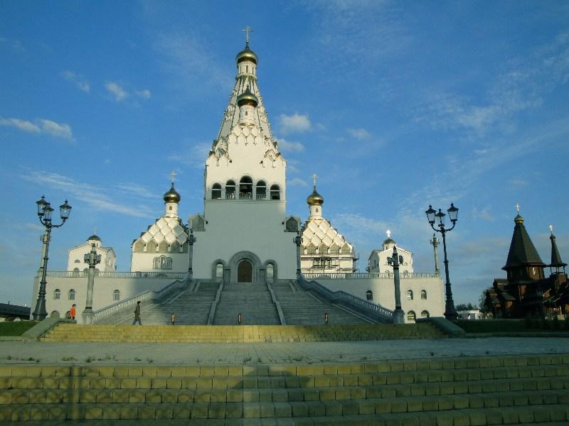 фото альбом ...ах этот прекрасный Минск... ...храмы Минска...