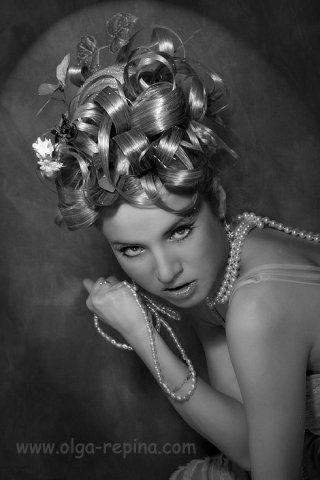 фотографии альбом Прически. макияж, грим Свадебная прическа. Макияж. Репина Ольга. тел. 9265695
