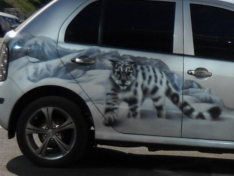 фото альбом Авто-мото мир аэрография тигр 2.JPG