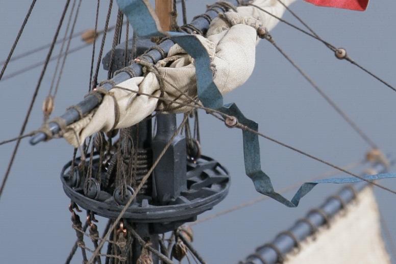 фото альбом Модели парусных кораблей от мастерской Верфь на столе Копия VT6N9727, первая.jpg