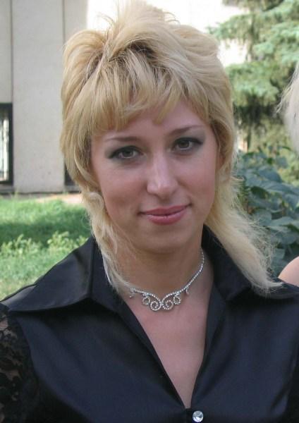 Мои фото блондинка