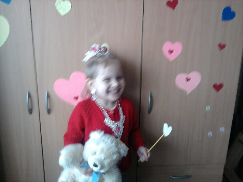 фотографии альбом Маленькая  принцесса Photo0298.jpg