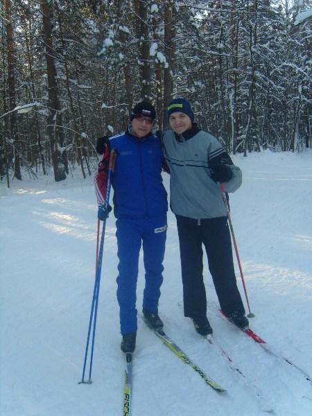 фото альбом Спорт - Лыжные гонки SS106465.JPG