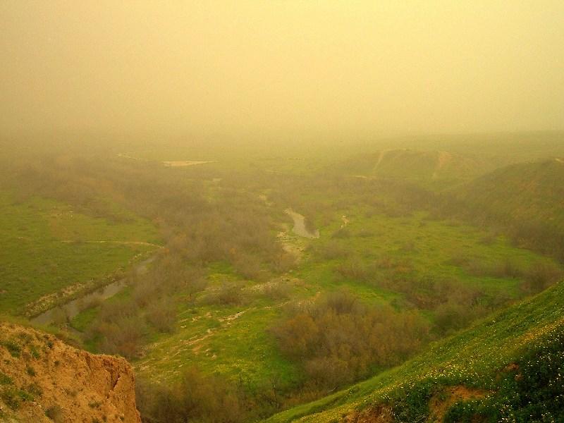 фото альбом Пустыня Негев Песчаная буря-.jpg