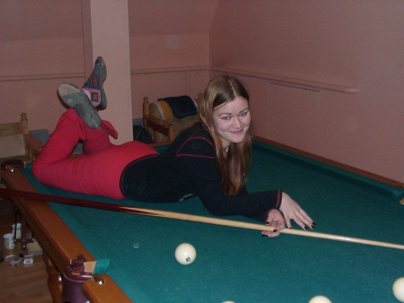 Мои фото а вот так я играю в бильярд