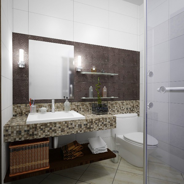 фото альбом Архитектура дизайн интерьера Ванная1и.jpg