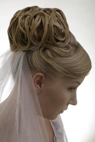 фото альбом Свадебные прически Свадебная прическа